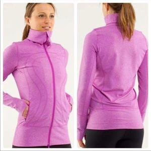 Lululemon In Stride Zip Front Jacket 2 XS define